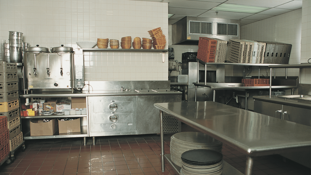 Commercial Kitchen Flooring Restaurant Kitchen Flooring Creative Maintenance Solutions