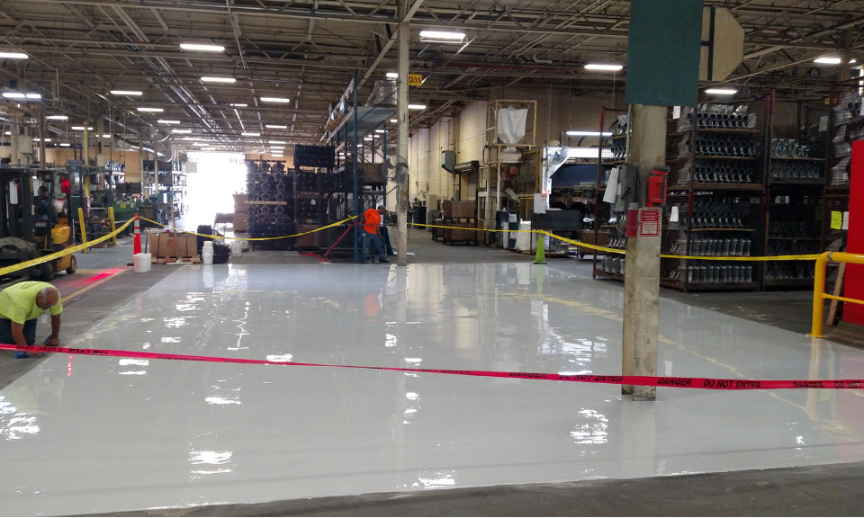 Epoxy Coating Contractors Milwaukee How To Find The Best